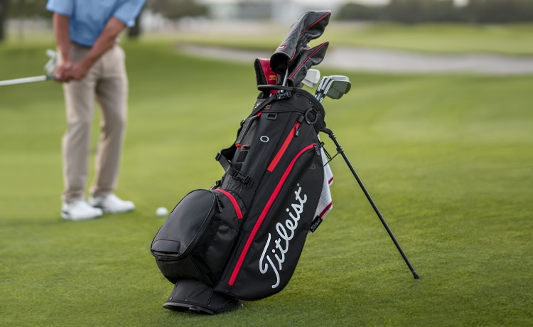 Titleist Golf Hats, Bags, and Accessories